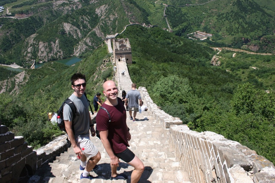 Excursion to the Great Wall of China