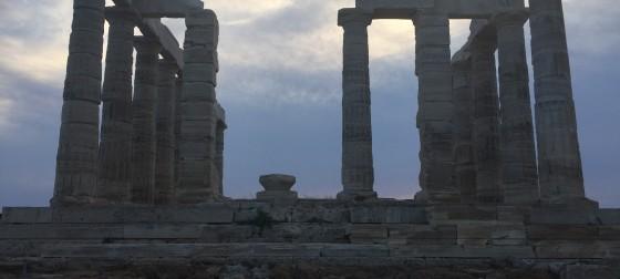 Athens Dusk