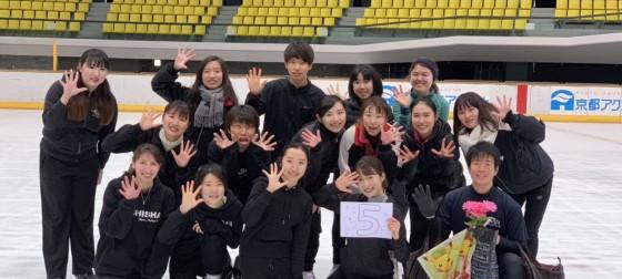 Doshisha figure skating team