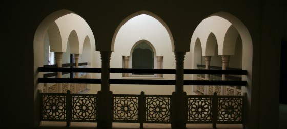 Arches in Amman