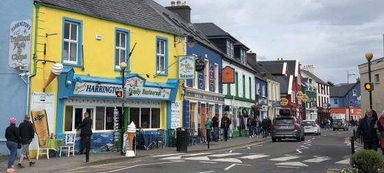 Dingle, Ireland cityscape