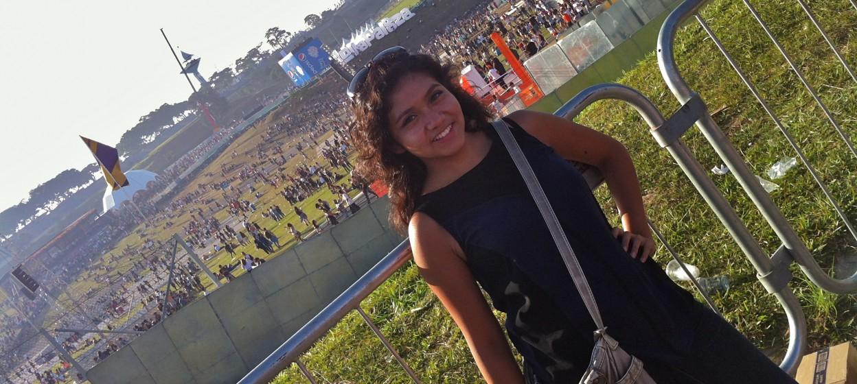 Student in Brazil