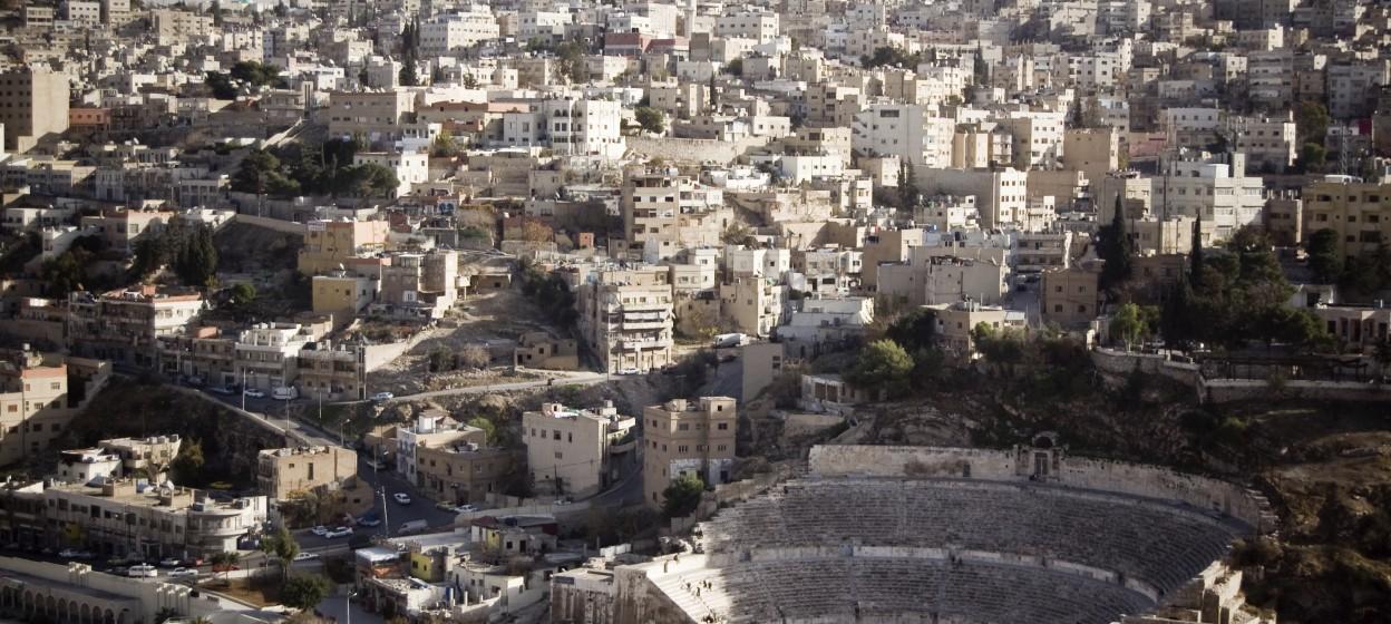 Amman Roman Ruins