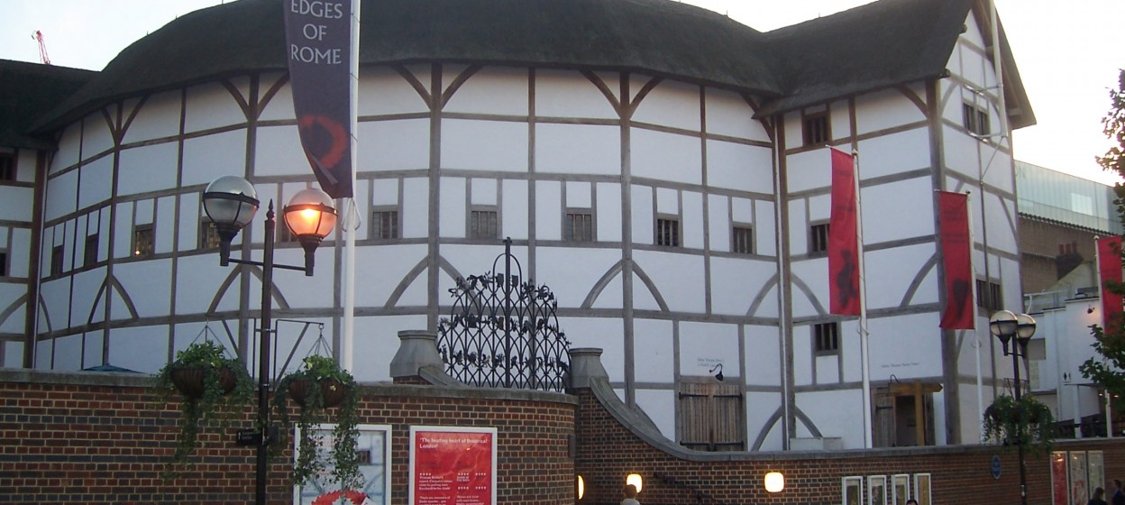 Globe Theater in London