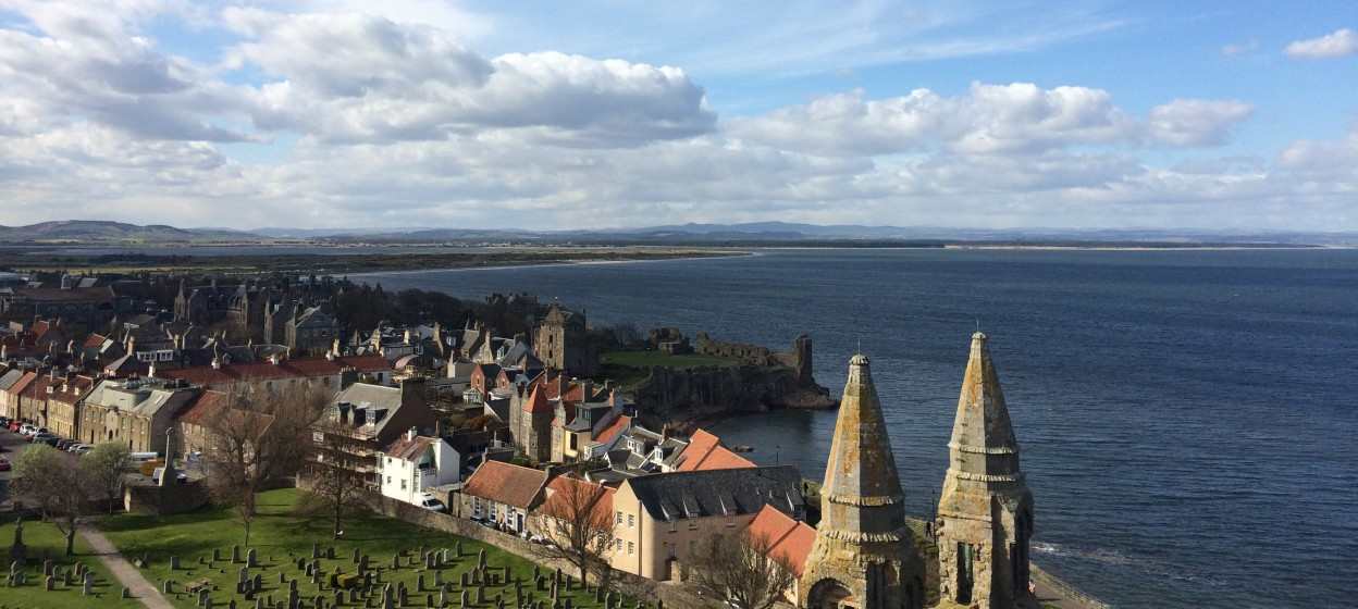 View of St. Andrews