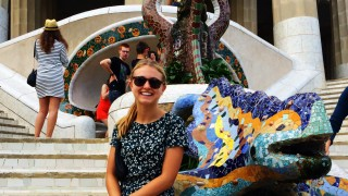 Student in Barcelona