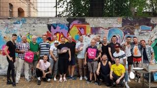 Colin Murphy Volunteer in Berlin