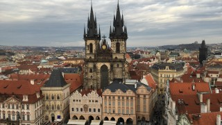 Church in Prague