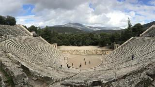 Theater in Greece