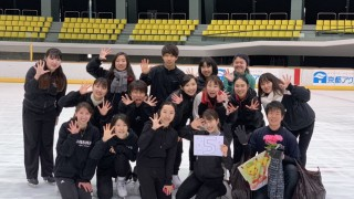Doshisha figure skating team