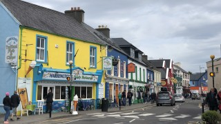 Dingle, Ireland cityscape