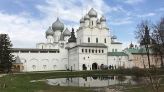 Kremlin building