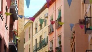 Neighborhood in Madrid